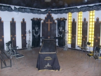 Egyházi temetkezés Békéscsaba